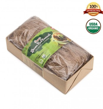 Tanisa Organic Brown Rice Vermicelli Noodles